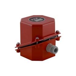 Boitier pour thermoplongeur pour réservoir hydraulique M45