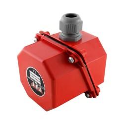 Boitier pour thermoplongeur pour réservoir hydraulique M77