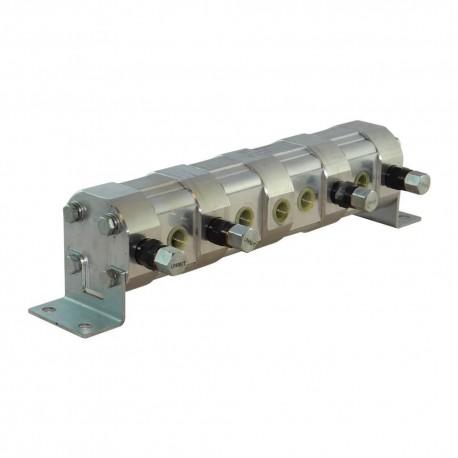 Diviseur de débit Gr.1 4 éléments 3.2cc