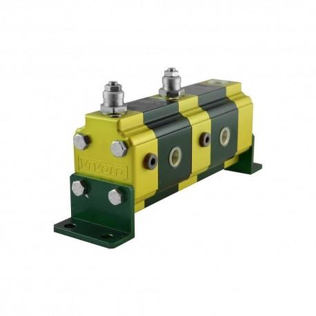 Diviseur de débit gr.1 2 éléments 4.3cc