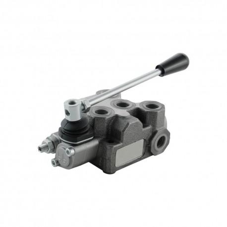 Single block distributor 25l/mn 1 element 250 bar BM35/1 GK MOA1x1