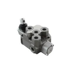 Single block distributor 25l/mn 1 element 250 bar BM35/1 GU MOA1