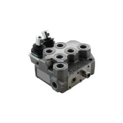 Single block distributor 25l/mn 2 elements 250 bar BM35/2 GK MOA1x2