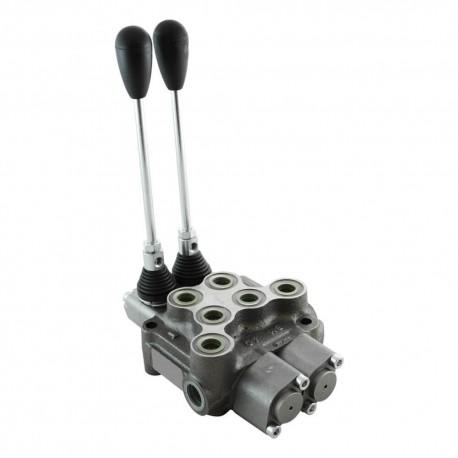 Distributeur monobloc 35l/mn - 2 éléments