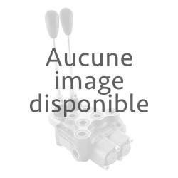 Single block distributor 35l/mn 5 elements BM40/5 GU MO A8x5