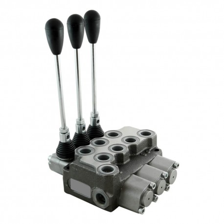 Distributeur monobloc 50l/mn - 3 éléments