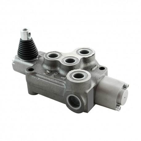 Single block distributor 65l/mn 1 element 150/300 bar BM70/1 GK MOA1