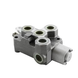 Single block distributor 100l/mn 1 element 250 bar BM100/1 GK MOD1