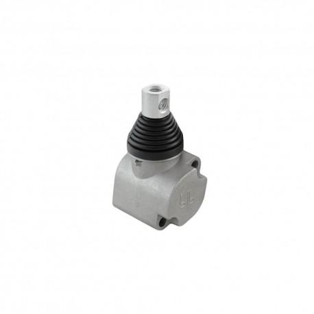 Levier distributeur hydraulique B*30/40/50 entre axe 38 mm