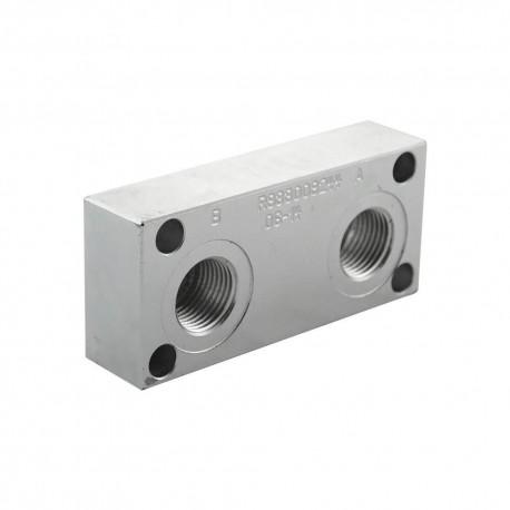 Upper plate FS EDC AB 3/8