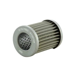 Replacement cartridge - Size 25 - 90L - Wire mesh metal 125µ