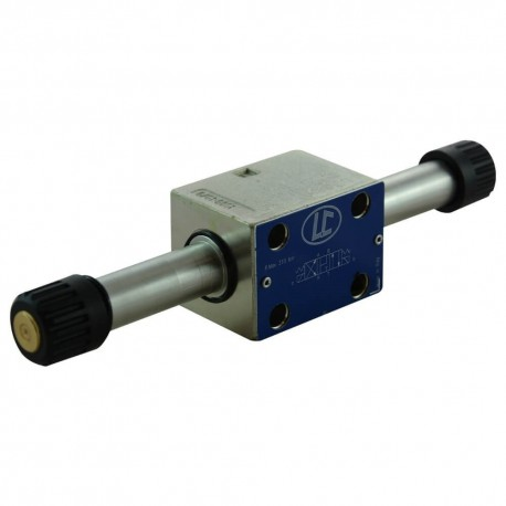 Distributeur hydraulique cetop 3 4x3 ABP LC1 DZ D201 SS bob