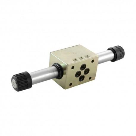 Cetop3 4x3 60l/mn spéc. LC1 DZ U201 sans coil C45