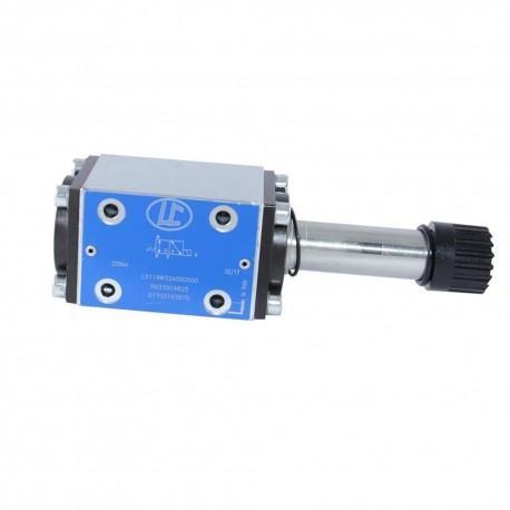 Cetop3 check LC1KX W.3.2 A sans coil C45