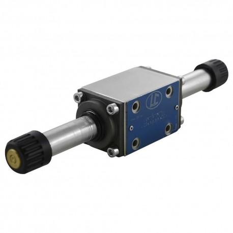 Cetop3 check LC1KX W.3.3 C sans coil C45