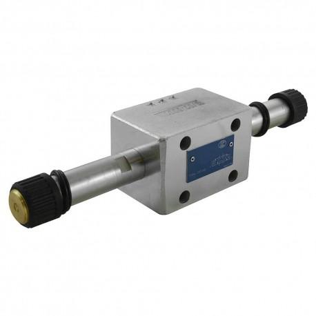 Distributeur Cetop5 4x3 P vers T LC2.DZ.A201 sans C65