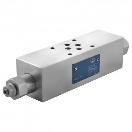 Cetop3 modular équil.AB LC1.VBSO DE 210 bar
