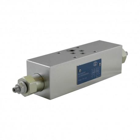 Cetop 3 modular counterbalance AB LC1 VBSO DE 350 bar