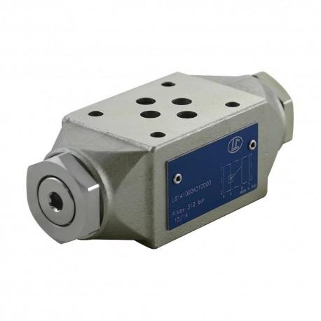 Cetop 3 modulaire CAR A LC1M VR/A 0,5 bar de retenu