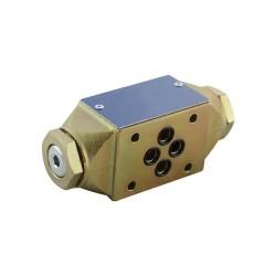 Cetop 3 modulaire CAR A LC1M VR/A 4 bar
