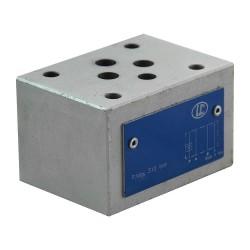Cetop 3 modulaire CAR P LC1M.VR/P 0,5 b