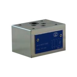 Cetop3 modular CAR T LC1M.VR/T.0.5 bar