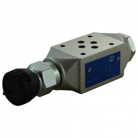 Cetop 3 modulaire débit A LC1M.VF1/A avec volant sur retour