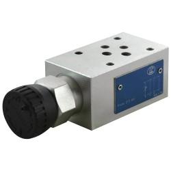 Cetop3 flow modular P LC1M VF1B/P with 2-way handwheel