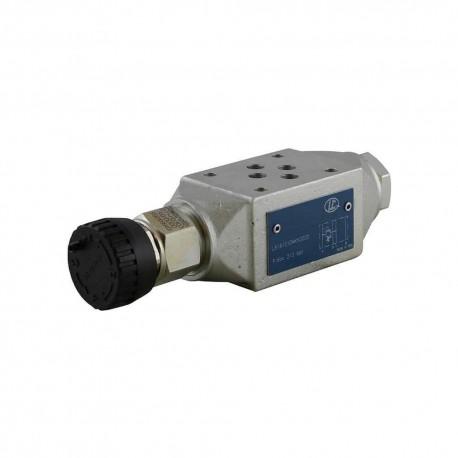 Cetop3 modular press.A LC1M VM1/A KN setting handwheel (20-130 bar)
