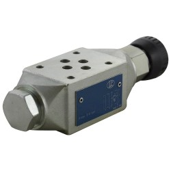 Cetop3 modular press.B LC1M VM1/B KN setting handwheel 20/130 bar