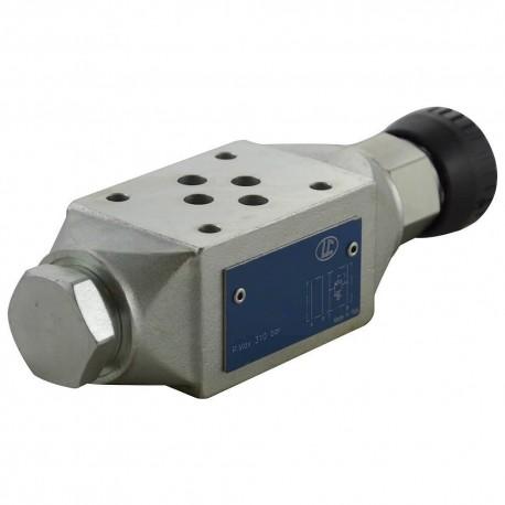 Cetop3 modular press.B LC1M VM1/B KV setting handwheel 80/350 bar