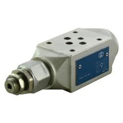 Cetop3 modular press.P LC1M VM1/P SV setting vis 80/350 bar