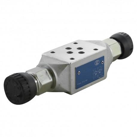 Cetop 3 modulaire pression AB LC1M VM1/AB KB 40/180 bar