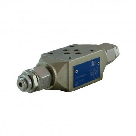 Cetop 3 modulaire pression AB LC1M VM1/AB SB 40/180 bar