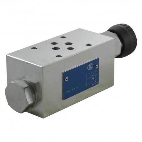 Cetop3 modular press.B LC1M VM2/B KV N setting volant 80/350 bar