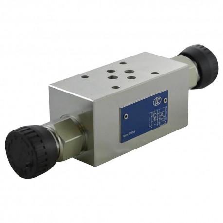 Cetop 3 modulaire pression AB LC1M VM2/AB KN 20/130 bar