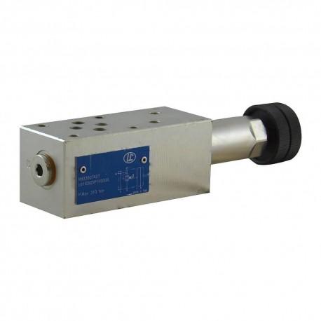 Cetop 3 modulaire réduction de pression 1K IP 35 à 140 bar