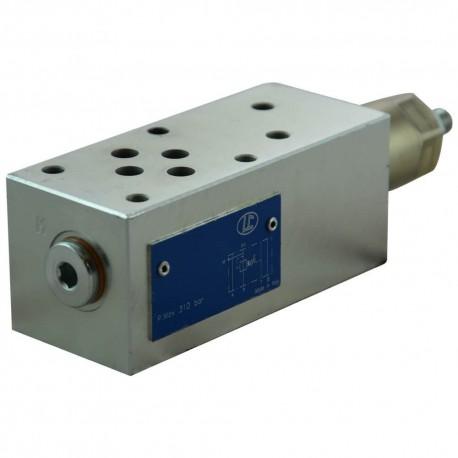Cetop3 modular red press LC1M VRPM PIL 1S IP 35 à 140 bar