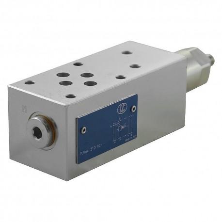 Cetop 3 modulaire réduction de pression 2S IP 70 à 280 bar
