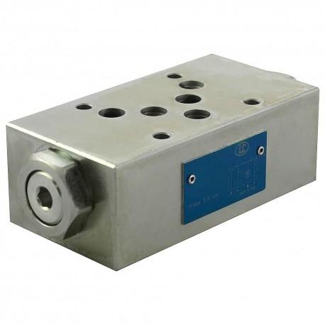 Distributeur Cetop5 modulaire CAR B LC2M VR/B 1 bar