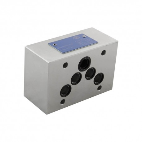 Distributeur Cetop5 modulaire CAR P LC2M.VR/P 1 bar