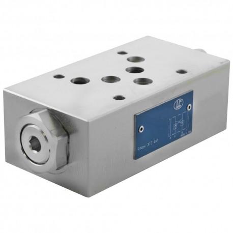 Cetop5 modular CAR AB LC2M.VR/AB 1 bar
