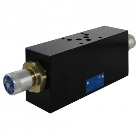 Cetop5 modulaire Régulateur de débit AB LC2M.VFCU/AB.1K