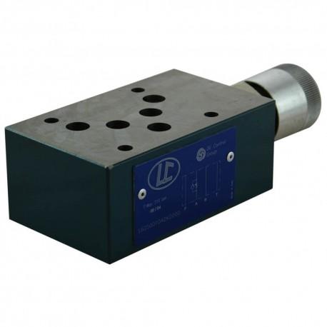 Distributeur Cetop5 modulaire débit A LC2M.VF1/A.2K