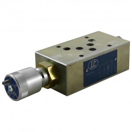 Distributeur Cetop5 modulaire débit B LC2M VF1/B 2K