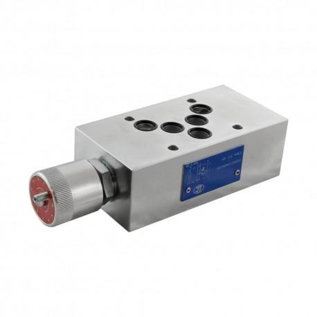 Cetop5 modular press A LC2MVM1/A KV setting handwheel 20-200 bar