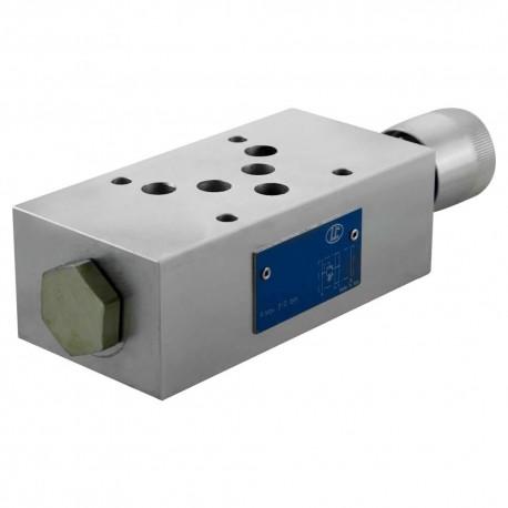 Cetop5 modular press A LC2MVM1/A KV setting handwheel 50-300 bar