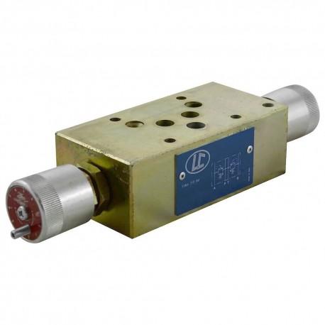 Cetop5 modulaire pression ABT LC2M.VM1/AB.KB. 20/200