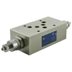 Cetop5 modular press ABT LC2M VM1/AB SB 20/200 adjusting screw