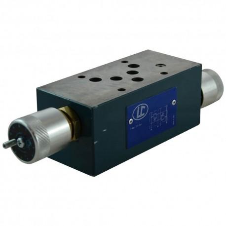 Cetop5 modulaire pression AB LC2M VM2/AB KB 20/200